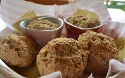 Hafer-Kartoffelbrötchen