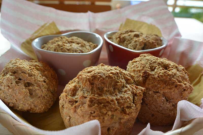 Kartoffel-Brötchen inspiriert von Anthony William