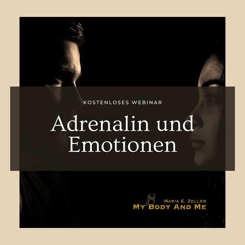 Adreanlin und Emotion