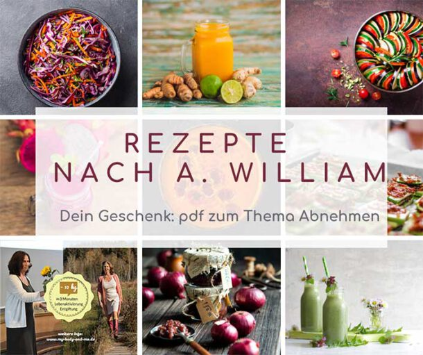 Rezepte nach Anthony William