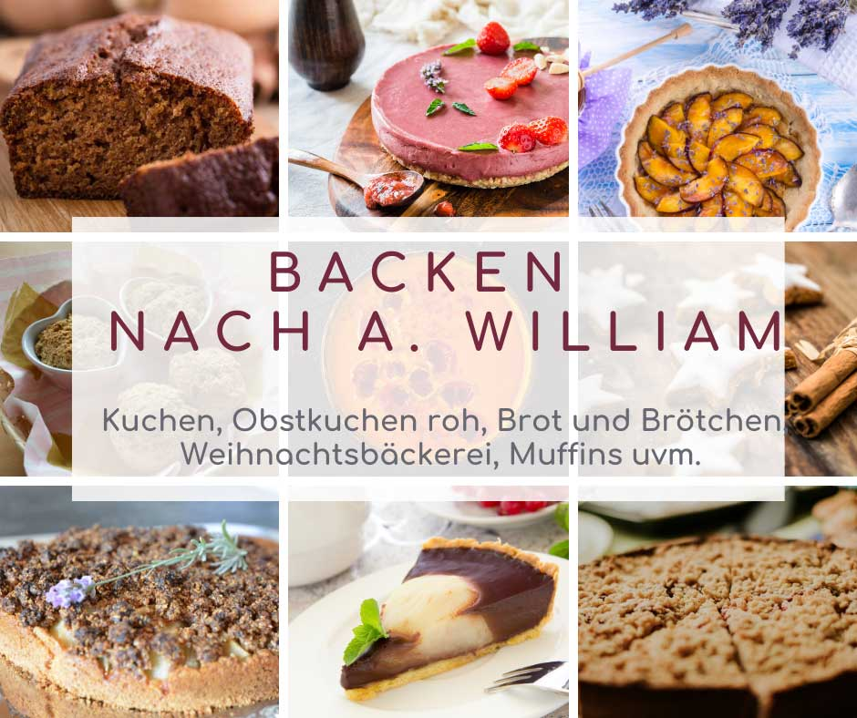 Backen nach A. William